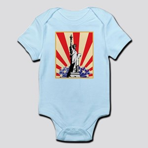 Independence Day Body Suit