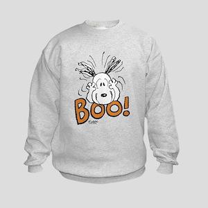 Snoopy Boo Kids Sweatshirt