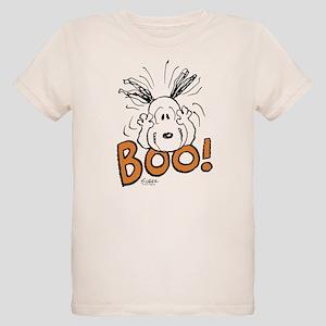 Snoopy Boo Organic Kids T-Shirt