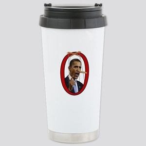 Pinocchiobama Travel Mug