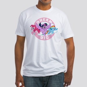 My Little Pony Dream Big Fitted T-Shirt