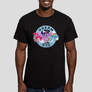My Little Pony Dream B Men's Fitted T-Shirt (dark)