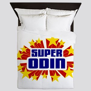 Odin the Super Hero Queen Duvet