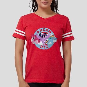 My Little Pony Dream Big Womens Football Shirt