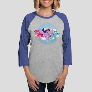 My Little Pony Dream Big Womens Baseball Tee