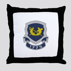 COL Chris O'Brien Retirement Gift Throw Pillow