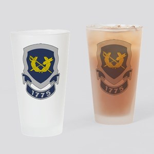 COL Chris O'Brien Retirement Gift Drinking Glass