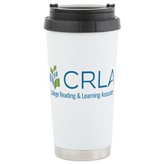 Crla Logo Stainless Steel Travel Mug