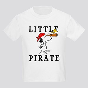 Snoopy Pirate Kids Light T-Shirt