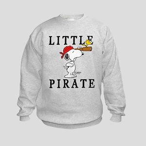 Snoopy Pirate Kids Sweatshirt