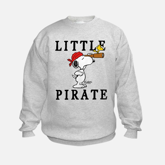 Snoopy Pirate Sweatshirt