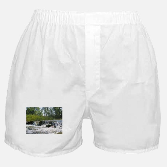 Droplets Boxer Shorts