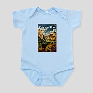 Vintage Yosemite Travel Body Suit