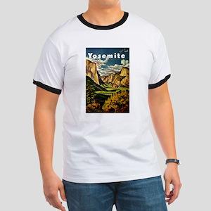 Vintage Yosemite Travel T-Shirt