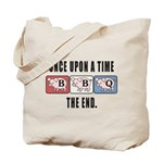 BBQ Fairy Tale Tote Bag
