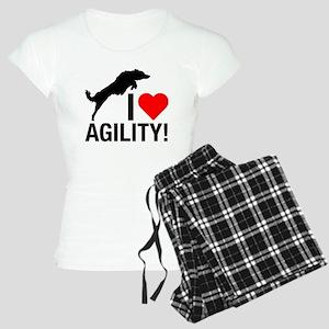 I love Agility Border Collie Pyjamas