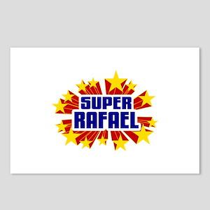 Rafael the Super Hero Postcards (Package of 8)