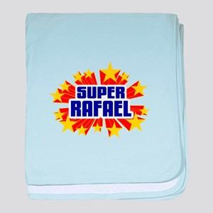 Rafael the Super Hero baby blanket