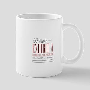 Exhibit A Logo Mug