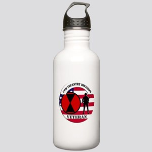 7th Infantry Division Water Bottle
