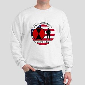7th Infantry Division Sweatshirt