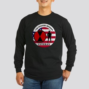 7th Infantry Division Long Sleeve T-Shirt