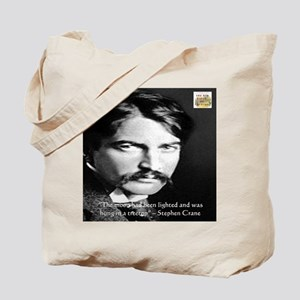 Stephen Crane Tote Bag