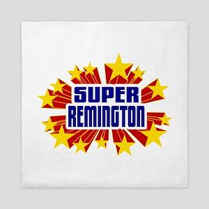 Remington the Super Hero Queen Duvet