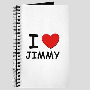 I love Jimmy Journal