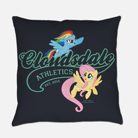 My Little Pony Cloudsdale Athletic Everyday Pillow