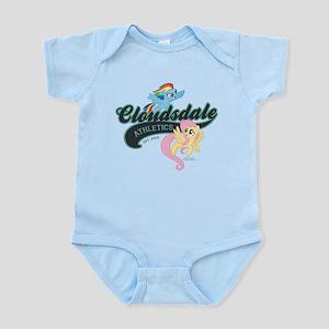 My Little Pony Cloudsdale Athletic Infant Bodysuit