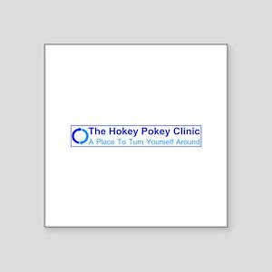Hokey Pokey Clinic Sticker