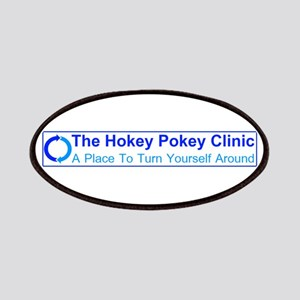 Hokey Pokey Clinic Patches