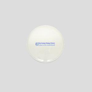 Hokey Pokey Clinic Mini Button (10 pack)