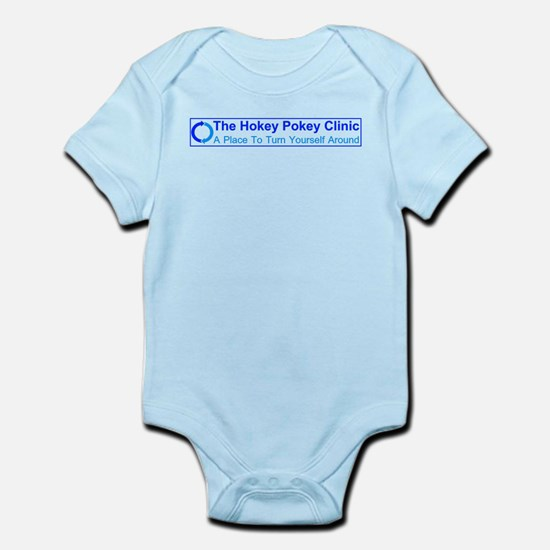 Hokey Pokey Clinic Body Suit