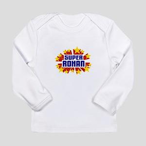 Rohan the Super Hero Long Sleeve T-Shirt