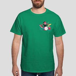 Drum Beatnik Dark T-Shirt