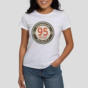 95th Birthday Vintage Women's T-Shirt