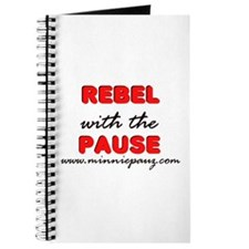 Rebel with the Pause Journal