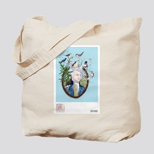JUSTIN RICHEL Eaten Out of House and Home Tote Bag