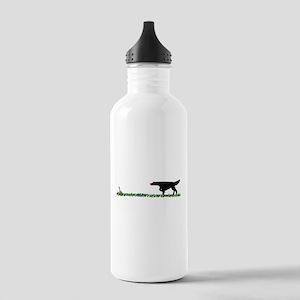 Gordon Setter in the Field II Stainless Water Bott