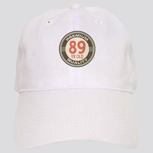 89th Birthday Vintage Cap