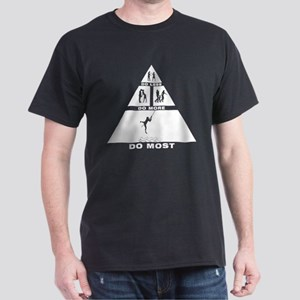 Rope Swinging Dark T-Shirt