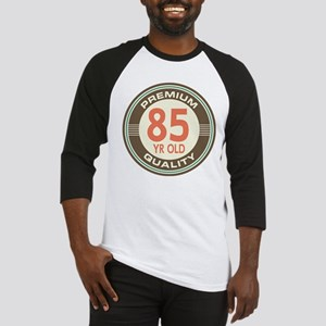85th Birthday Vintage Baseball Jersey