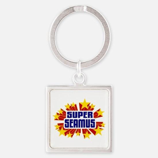 Seamus the Super Hero Keychains