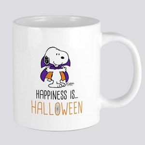 Peanuts Happiness is Hallow 20 oz Ceramic Mega Mug