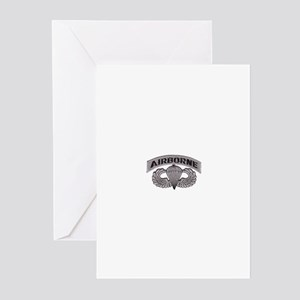 Airborne Greeting Cards (Pk of 10)