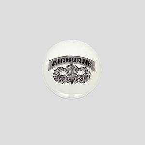 Airborne Mini Button