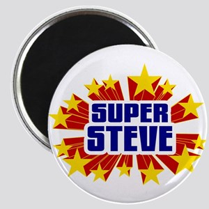 Steve the Super Hero Magnet