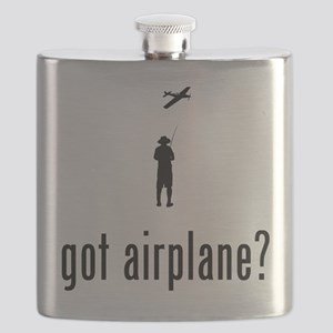 RC Airplane Flask